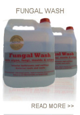 fungal wash - read more